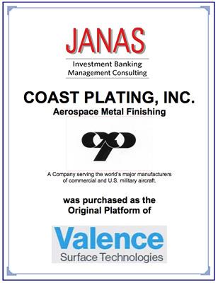 Coast Plating Inc