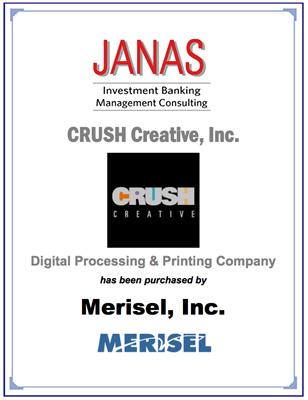 Crush Creative Inc