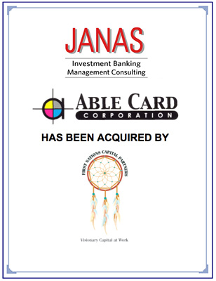 Able Card Corp