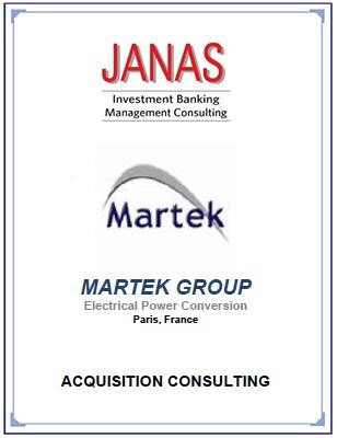 Martek Group