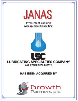 Lubricating Specialties Co