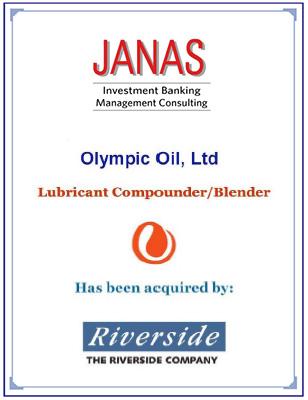 Olympic Oil Ltd