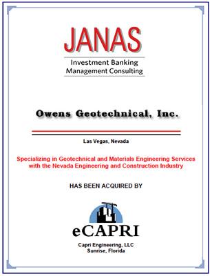 Owens Geotechnical Inc
